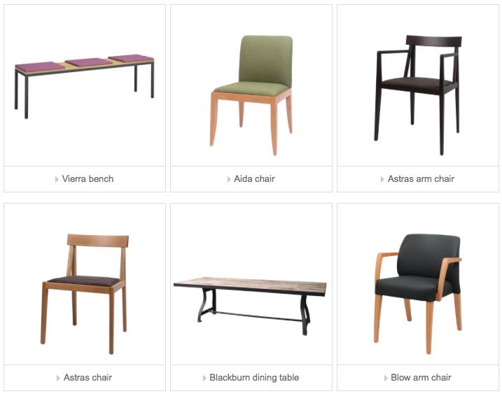 Kian Dining Chair Sofa Malaysia Furniture Online